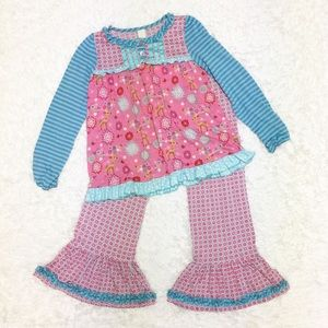 Matilda Jane Pajama Set 10E